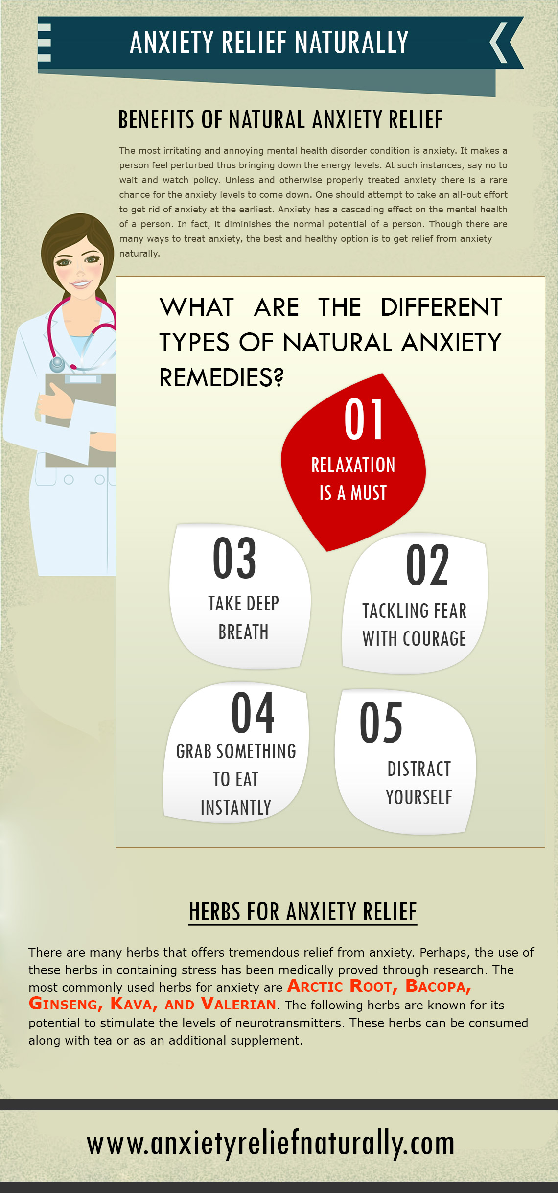 anxiety relief naturally info