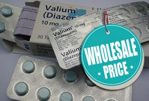 Valium at Wholesale Price